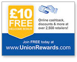 Online Cashback and Discounts